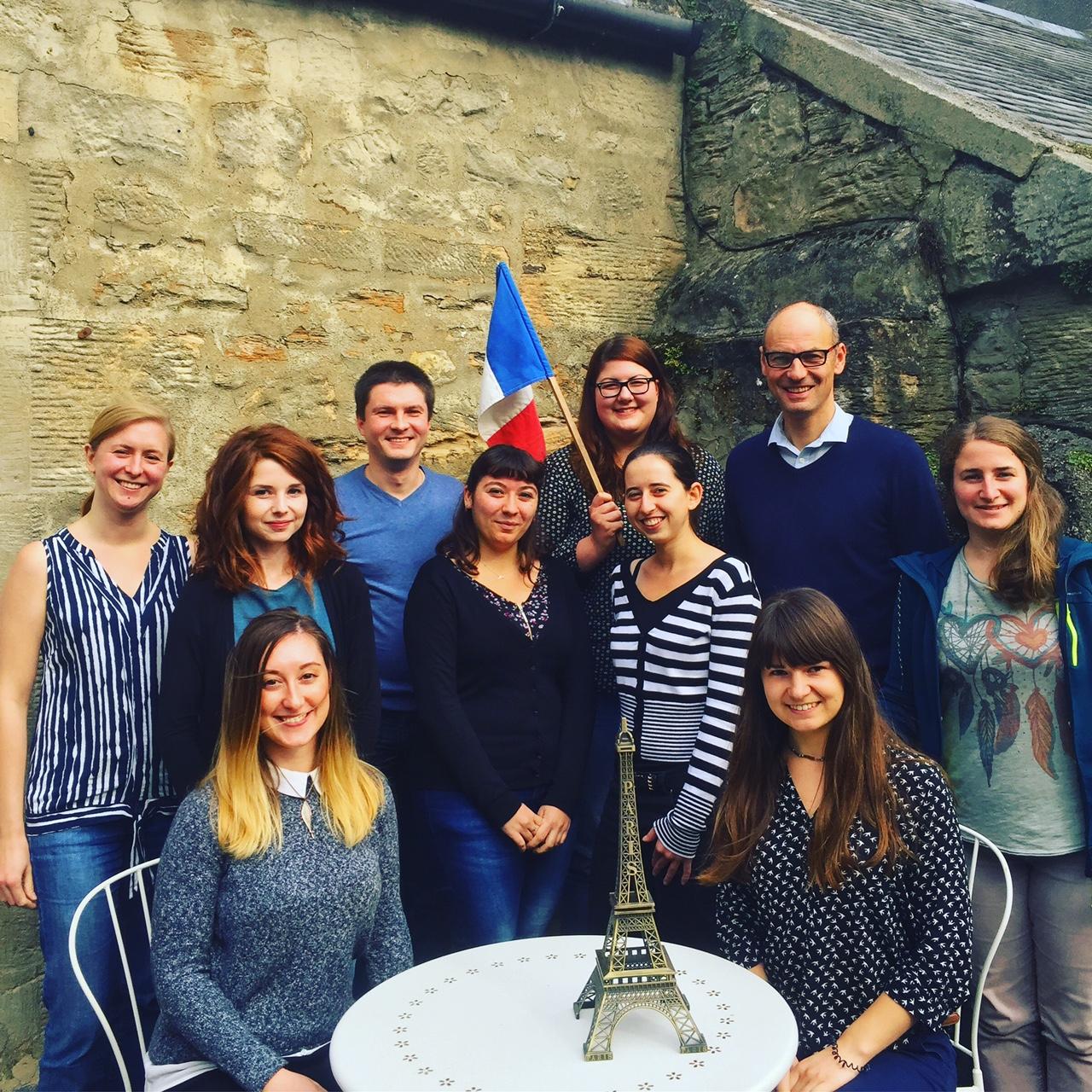 Services linguistiques en français à Lyon