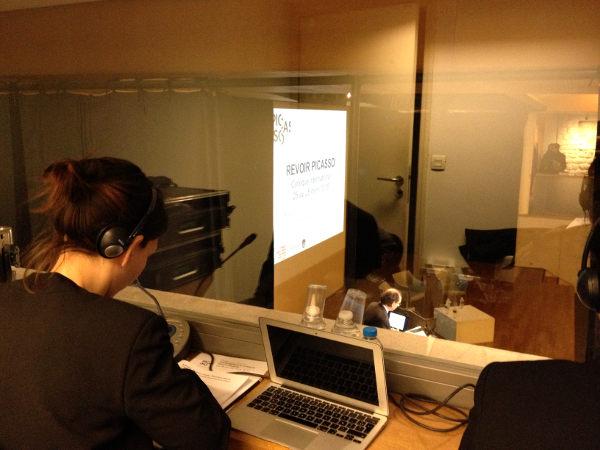 Services d'interprétation espagnol à Lyon